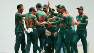 SL vs BAN: बांग्लादेश ने की गलती, ICC ने पूरी टीम पर लगाया जुर्माना