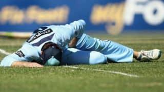 एक क्रिकेटर जो गर्दन, पैर टूटने के बाद भी क्रिकेट खेलने को है तैयार