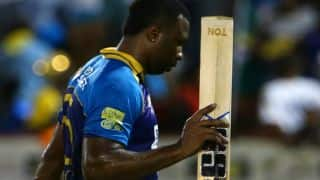 CPL 2017: Kieron Pollard's blazing knock steers Barbados Tridents to 21-run win (DLS method) vs St Lucia Stars