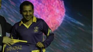 Live Cricket Score, PSL 2017, Karachi Kings vs Quetta Gladiators at Dubai: Kings lose Sanga for 28