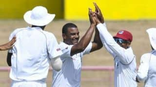 Bangladesh vs West Indies, 1st Test: West Indies failed to capitalise on the pressure created by Shannon Gabriel; Says Jomel Warrican