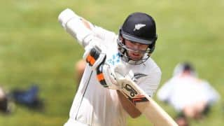 Latham, Williamson put NZ in command at lunch in 2nd Test, Day 4