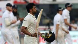 Sehwag welcomes Karun to the 300-run club