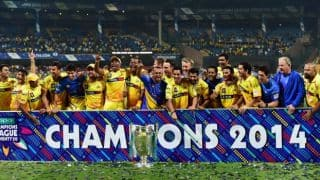 Chennai Super Kings: Trophy cabinet