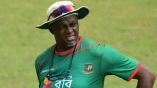 Courtney Walsh: Happy with Bangladesh performance as coach, disappointed with West Indies's surrender