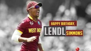 Lendl Simmons: 10 things to know about the West Indian batsman