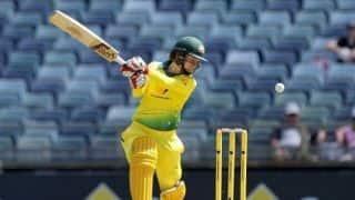 1st ODI: Amy Satterthwaite's 92 in vain as Australia women walk away with five-run victory