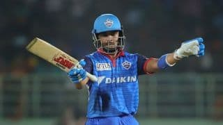 We are confident of doing well against CSK: Prithvi Shaw