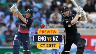 England vs New Zealand, Preview, ICC CT 2017: England eye semi-final spot