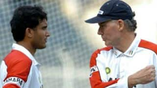 Sourav Ganguly: Rahul Dravid admitted that he couldn't control Greg Chappell