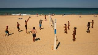Beach volleyball for school students to get underway from January 27