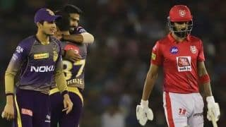 VIDEO: Kings XI Punjab knocked out