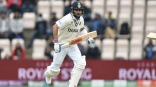 IND vs NZ, ICC World Test Championship Final 2021: अर्धशतक के करीब Virat Kohli, भारत ने 3 विकेट खोकर बनाए 146 रन