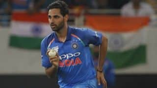 Bhuvneshwar Kumar hopes India wil return to Lord's for World Cup 2019 final