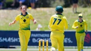 Southern Stars in north NSW for four-day 'mystery camp'