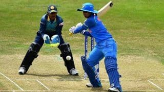 Mithali Raj becomes first Indian to 2000 T20 International runs