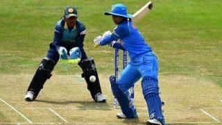 Mithali Raj becomes first Indian to 2000 T20I runs