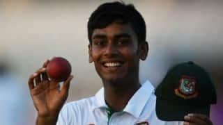 Bangladesh vs England 2016: Mehedi Hasan acknowledges Ramesh Powar as his hero