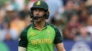 Kane Williamson was difference between the two sides: Faf Du Plessis