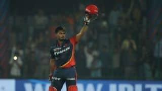In Pictures: DD vs SRH, IPL 2018