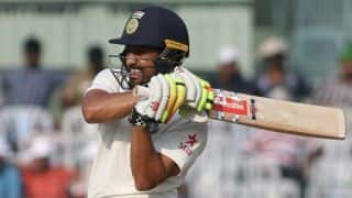 MSK Prasad believes leading India A is the best opportunity for Karun Nair