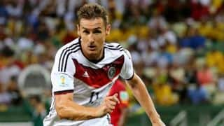 Miroslav Klose breaks Ronaldo's record for most goals in FIFA World Cup history