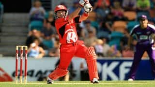 BBL 2017-18: Brad Hodge returns to Melbourne Renegades