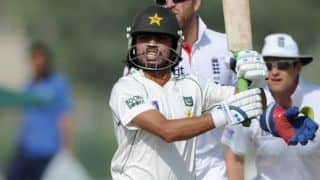VIDEO: Fawad Alam scores 168 on Test debut