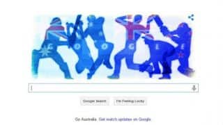 Australia vs New Zealand, ICC Cricket World Cup 2015 Final: Google releases doodle for the final