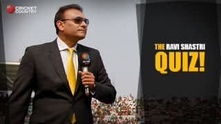 Ravi Shastri Cliches: How well versed are you?
