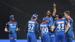 IPL 2019 Latest Points Table: Delhi Capitals enter top-four