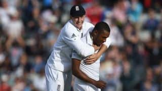 Virat Kohli dismissed; India in doldrums in 5th Test against England at The oval