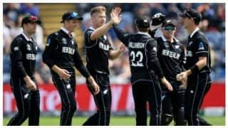 ICC WORLD CUP 2019: New Zealand becomes first team to three times 10 wickets win in CWC