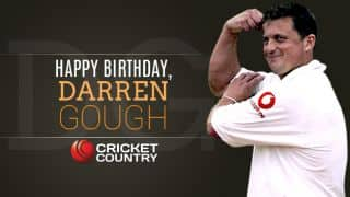 Happy Birthday, Darren Gough!