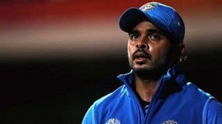 Sreesanth vents out his frustration
