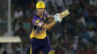IPL 2018: Chris Lynn targeting return in Kolkata Knight Riders opening game