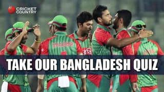 How well do you know Bangladesh's ODI cricket?