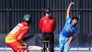 India vs Zimbabwe, Live Cricket Score Updates & Ball by Ball commentary, India tour of Zimbabwe 2016, 2nd ODI at Harare