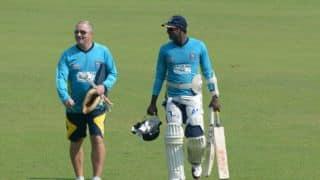 Sri Lankan coach Paul Farbrace may become part of England setup
