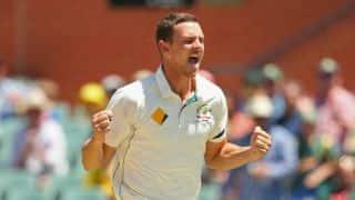 Bangladesh vs Australia 2017, 1st Test at Dhaka: Josh Hazlewood suffers side strain