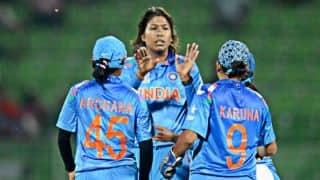 झूलन गोस्वामी ने रचा इतिहास, टी20 में 50 विकेट चटकाने वाली पहली भारतीय गेंदबाज बनी