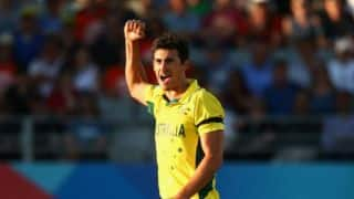 Mitchell Starc declares himself 'fit, strong, ready'