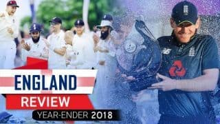 Year-ender 2018: England review - Resurgent in Tests, wonders with the white ball