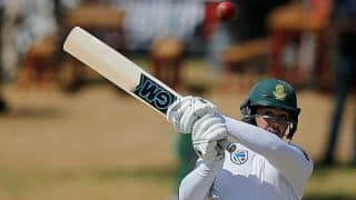 South Africa vs Zimbabwe: Quinton de Kock ruled out of ongoing 4-day Test