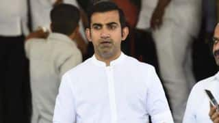 West Indies should prepare fast, bouncy tracks: Gautam Gambhir
