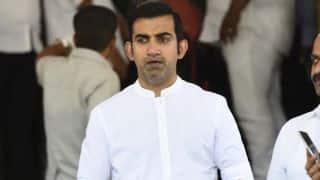 West Indies should prepare fast, bouncy tracks: Gautam Gambhir