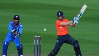 "Jos Buttler has ""gone ahead"" of MS Dhoni, believes Michael Vaughan"