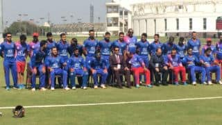 Yo Afghanistan cricket so cool