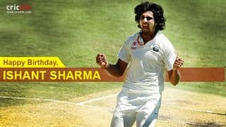 Ishant Sharma: 11 lesser-known facts about the lanky Indian speedster