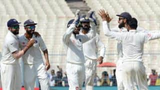 PHOTOS: IND vs NZ, 2nd Test, Day 3 at Kolkata